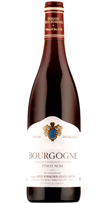Bourgogne Pinot Noir, Domaine Régis Rossignol Changarnier 2015, Burgundy, France