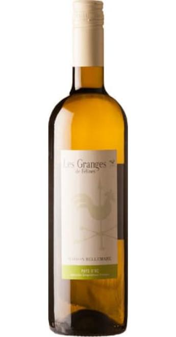 IGP Hérault, Les Granges de Félines Blanc, Domaine de Belle Mare 2018, Languedoc-Roussillon, France