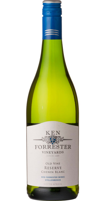 Old Vine Reserve Chenin Blanc 2018, Ken Forrester Wines, Western Cape, South Africa