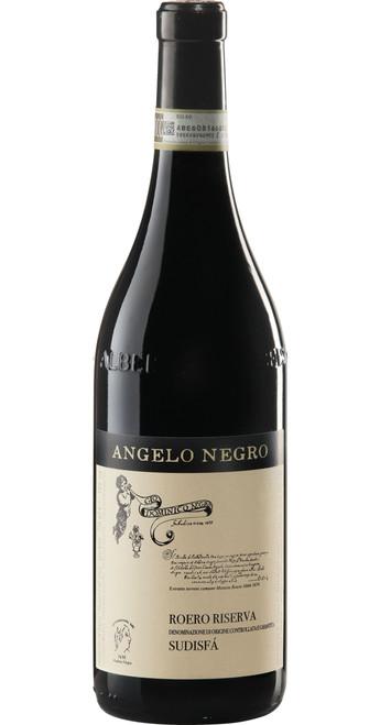 Sudisfa Roero Nebbiolo, Azienda Agricola Negro 2015, Piemonte, Italy