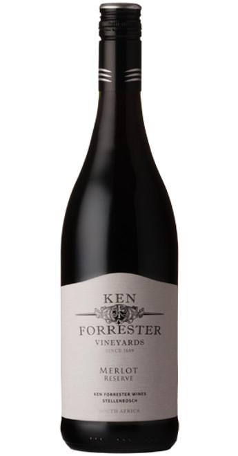 Merlot Reserve, Ken Forrester Wines 2016, Western Cape, South Africa