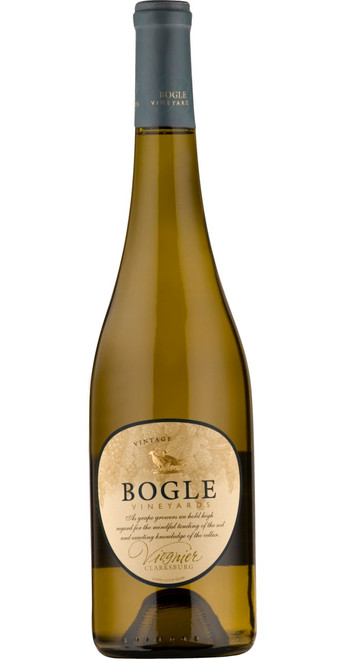 Viognier, Bogle Vineyards 2017, California, U.S.A.