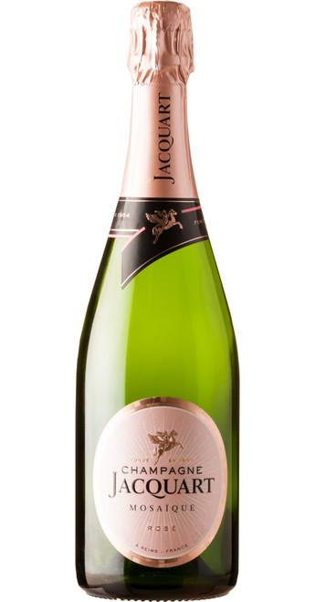 Jacquart Champagne Brut Mosaïque Rosé NV