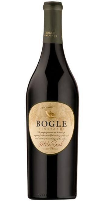 Petite Sirah, Bogle Vineyards 2016, California, U.S.A.