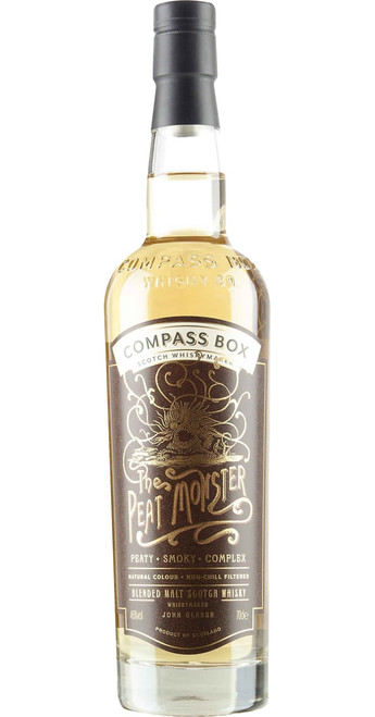 Compass Box Whisky Company The Peat Monster Blended Malt Whisky