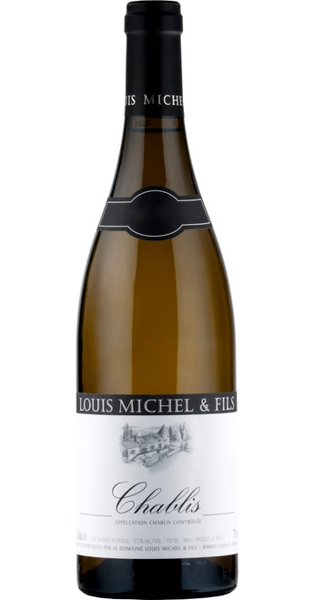 Chablis 2018, Louis Michel, Burgundy, France
