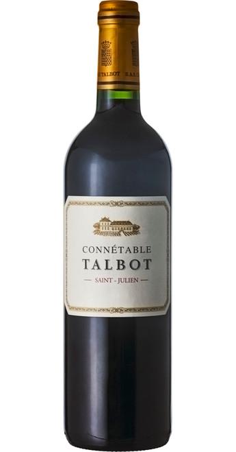 Connétable de Talbot, Saint-Julien, Chateau Talbot 2011, Bordeaux, France