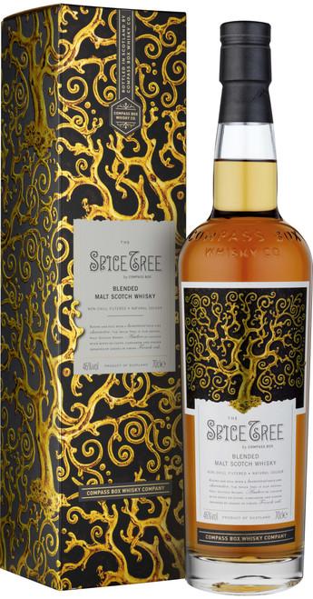 Compass Box Whisky Company The Spice Tree Blended Malt Whisky