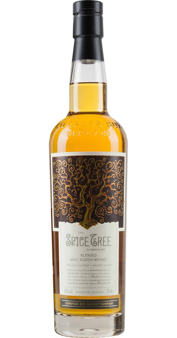 Compass Box Whisky Company The Spice Tree Blended Malt Whisky