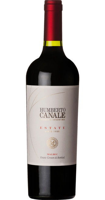 Estate Malbec 2018, Humberto Canale, Patagonia, Argentina