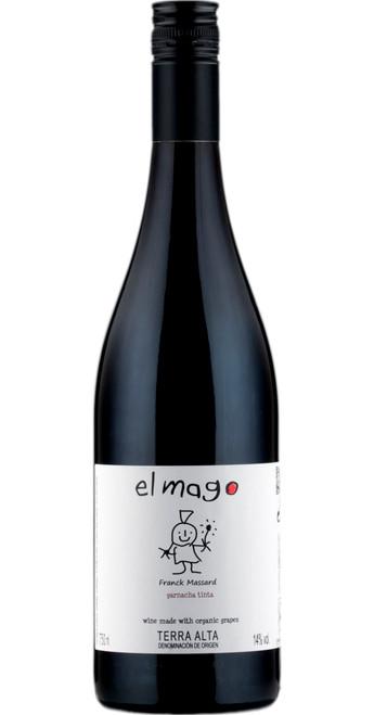 El Mago Organic Garnacha 2017, Franck Massard, Catalunya, Spain