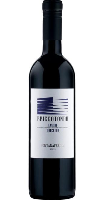 Briccotondo Dolcetto, Fontanafredda 2016, Piemonte, Italy