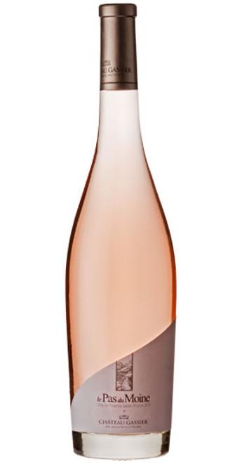 Côtes de Provence Rosé, Le Pas du Moine Organic, Château Gassier 2018, France