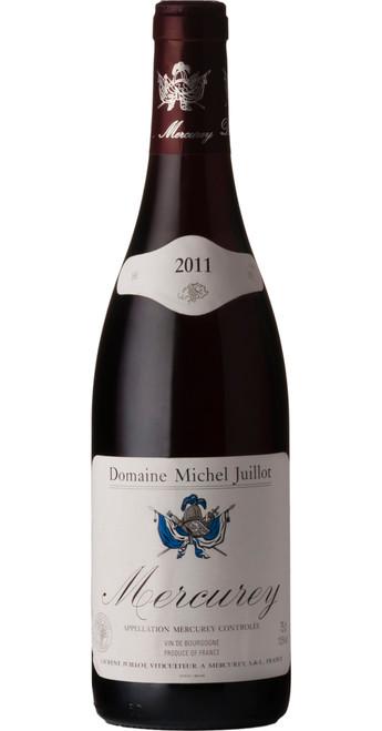 Mercurey Rouge 2017, Michel Juillot, Burgundy, France