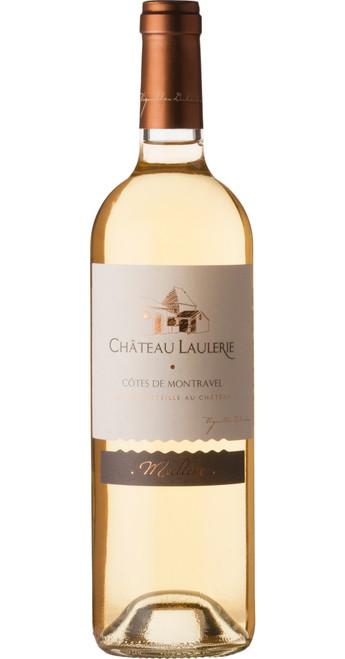 Château Laulerie Côtes de Montravel, Moelleux 2018