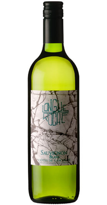 Sauvignon Blanc, IGP Côtes de Gascogne, Longue Roche 2018, South West France, France