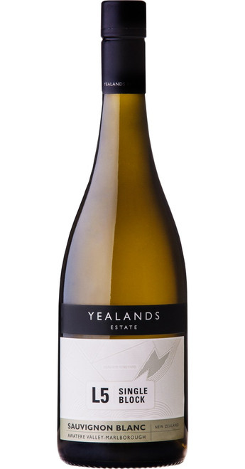 Single Block L5 Sauvignon Blanc, Yealands Estate 2018, Marlborough, New Zealand