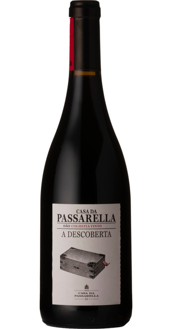 A Descoberta Tinto 2016, Casa da Passarella, Dão, Portugal