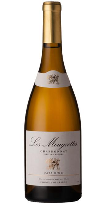 Chardonnay, IGP Pays d'Oc, Les Mougeottes 2018, Languedoc-Roussillon, France