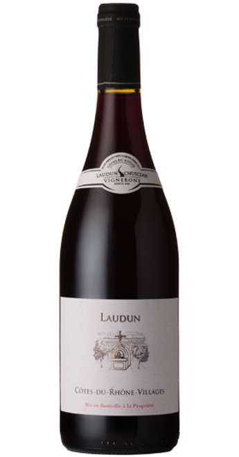 Côtes du Rhône Villages Laudun Rouge, Laudun Chusclan 2015, France