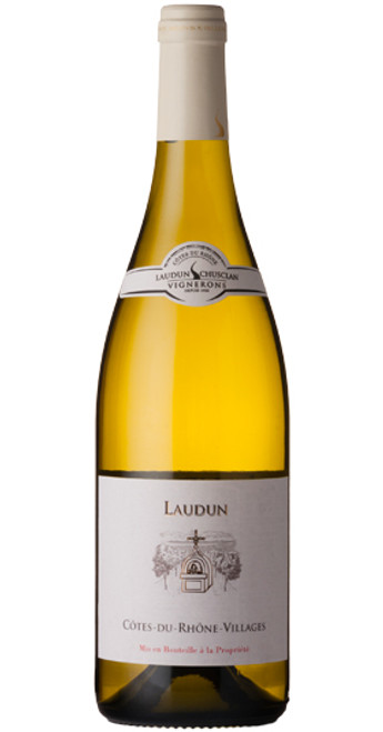 Côtes du Rhône Villages Laudun Blanc, Laudun Chusclan 2016, France