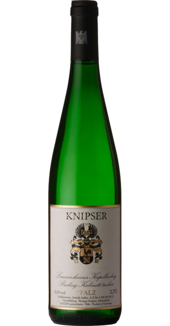 Laumersheimer Kapellenberg Riesling Trocken, Knipser 2018, Pfalz, Germany
