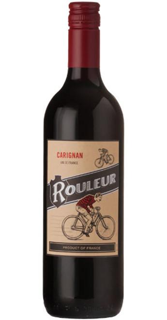 Carignan, Vin de France 2018, Le Rouleur, France