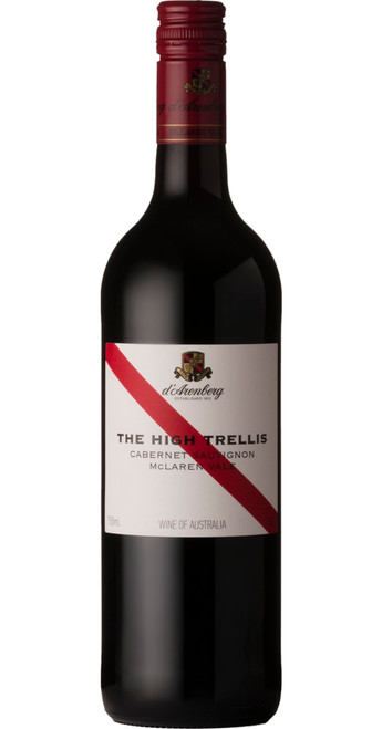 The High Trellis Cabernet Sauvignon, D'Arenberg 2016, South Australia, Australia