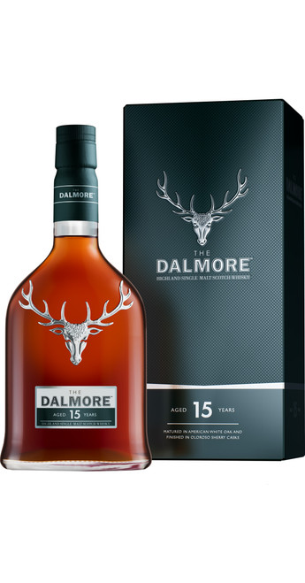 Dalmore 15yo Single Malt Whisky