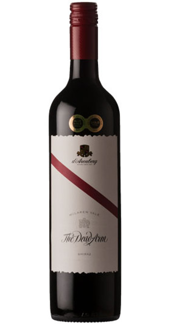 The Dead Arm Shiraz, D'Arenberg 2016, South Australia, Australia
