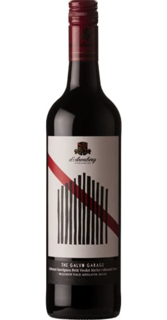 The Galvo Garage Cabernet Blend, D'Arenberg 2014, South Australia, Australia