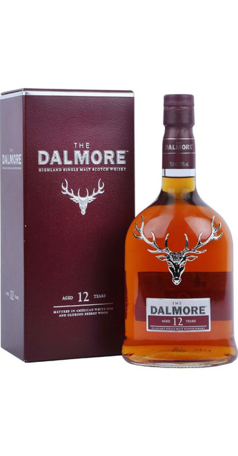 Dalmore 12yo Single Malt Whisky