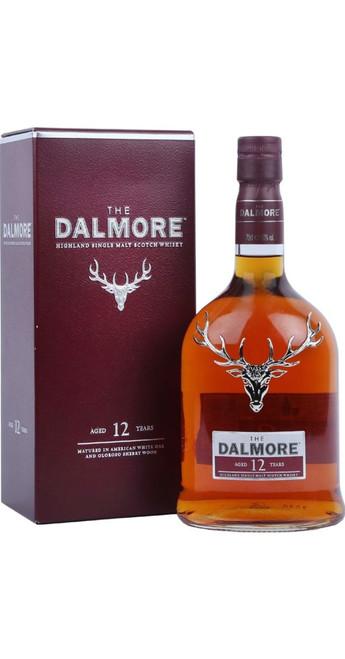 Dalmore 12yo Single Malt Whisky