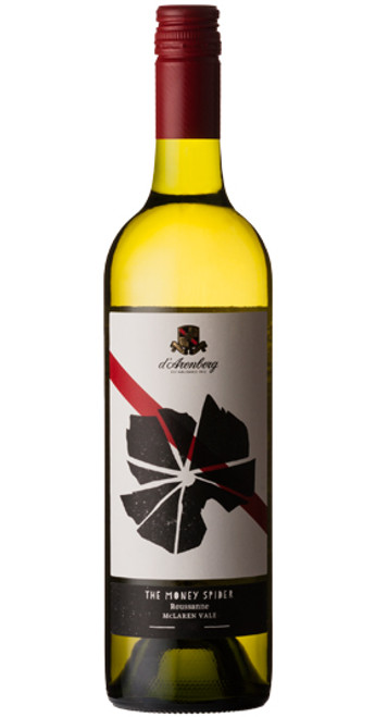 The Money Spider Organic Roussanne, D'Arenberg 2018, South Australia, Australia