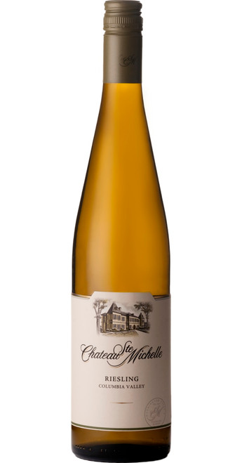 Columbia Valley Riesling, Chateau Ste Michelle 2018, Washington, U.S.A.