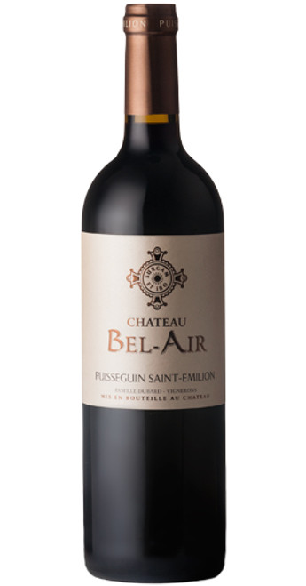 Puisseguin Saint-Émilion, Chateau Bel Air 2015, Bordeaux, France