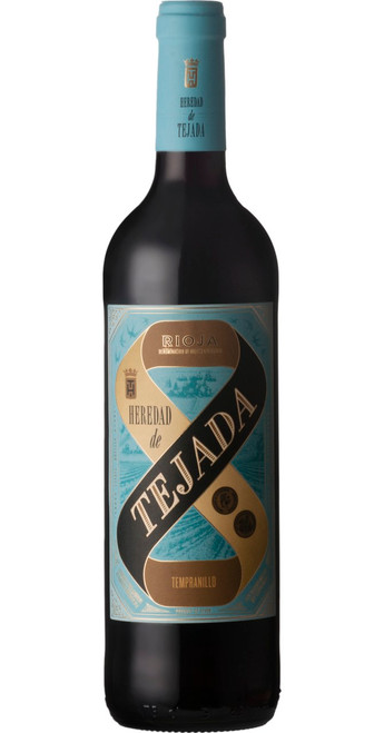 Rioja Tempranillo Heredad de Tejada, Vintae 2018, Spain
