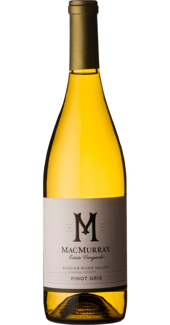 Russian River Pinot Gris, MacMurray Estate Vineyards 2017, California, U.S.A.