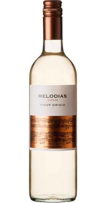 Melodias Pinot Grigio, Trapiche 2019, Mendoza, Argentina