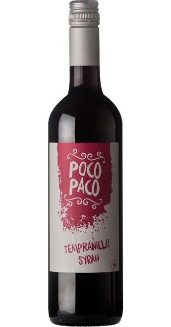Tinto, Poco Paco 2018, Castilla y Léon, Spain