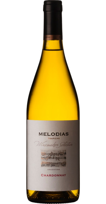 Melodias Winemakers Selection Chardonnay, Trapiche 2018, Mendoza, Argentina
