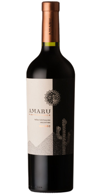 Amaru Malbec 2018, El Esteco, Salta, Argentina