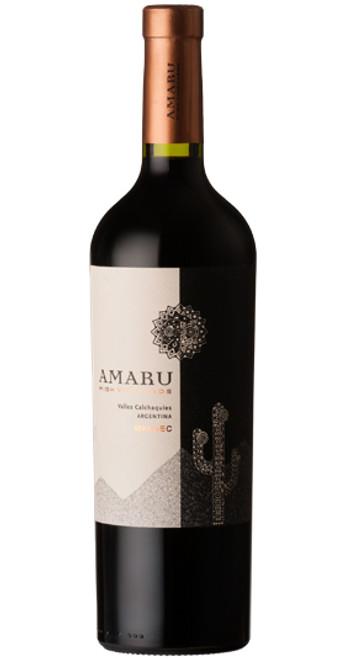 Amaru Malbec, El Esteco 2018, Salta, Argentina