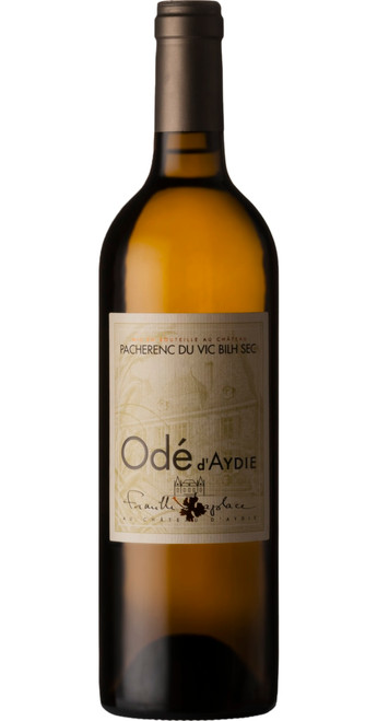 Ode d'Aydie Pacherenc Sec, Château d'Aydie 2016, South West France, France