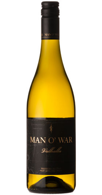Valhalla Chardonnay, Man O' War 2017, Auckland, New Zealand