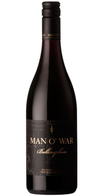 Bellerophon Syrah Viognier, Man O' War 2014, Auckland, New Zealand