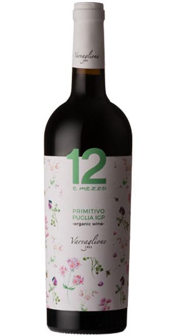 Primitivo IGT Puglia Organic, Vigne e Vini 2016, Southern Italy, Italy