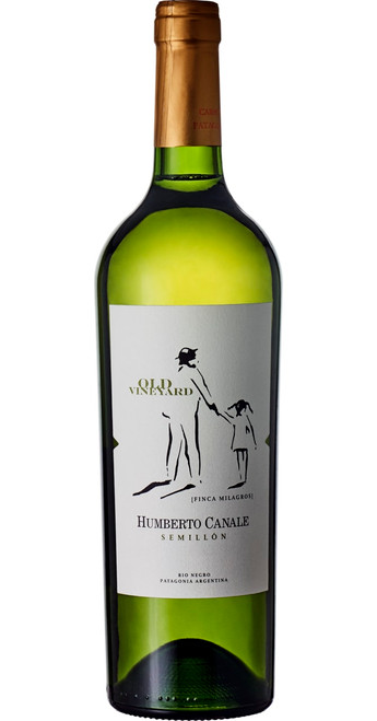 Old Vine Semillon, Humberto Canale 2015, Patagonia, Argentina