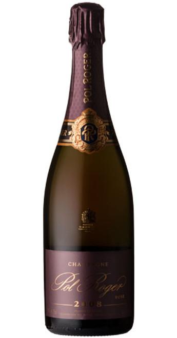 Pol Roger Champagne Brut Rosé 2008