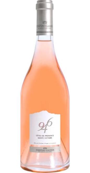 Côtes de Provence 'St Victoire 946' Organic 2017, Château Gassier